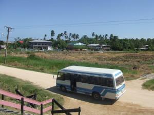 Suriname, Nieuw Nickerie (foto: René Hoeflaak)