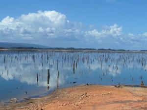 Na regen volgt altijd zonneschijn in Suriname (foto: René Hoeflaak)
