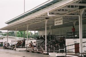 Clarence Seedorf Stadion, maart 2006 (foto: René Hoeflaak)