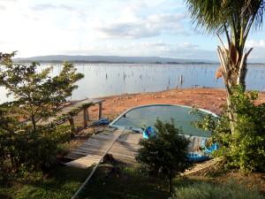 5 februari 2014: Resort Matu Island (foto: René Hoeflaak)