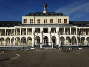 Paramaribo, St. Vincentiusziekenhuis (foto: René Hoeflaak)