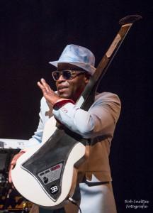 25 mei 2014:  Edgar Burgos in het MC Theater (foto: Rob Sneltjes)