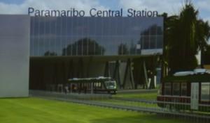 Paramaribo Centraal (foto/animatie:  De Ware Tijd/Jason Leysner)