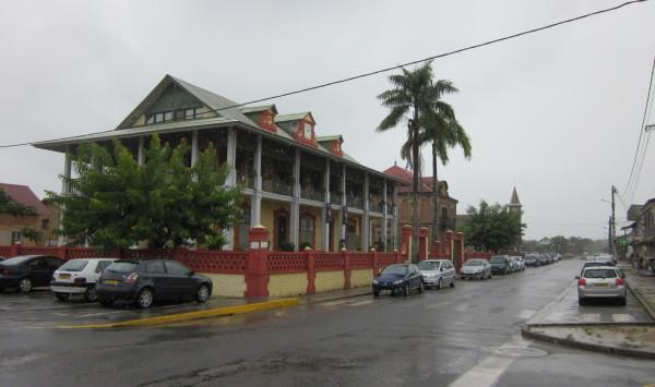 Frans Guyana, St.Laurent, februari 2011 (foto: René Hoeflaak)