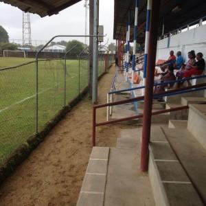Suriname, februari 2014: voetbal kijken in Groningen (foto: René Hoeflaak)