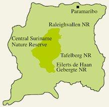 Donkergroen: CSNR (kaart: www.boeroes.nl)