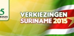 Suriname kiest