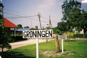 Groningen, Suriname (foto: René Hoeflaak)