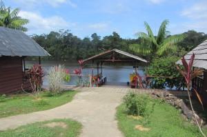 Danpaati River Lodge (foto: René Hoeflaak)