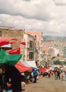 Bolivia, La Paz, november 1992 (foto: René Hoeflaak)