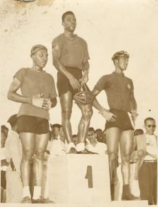 Wielrenners op het schavot (foto: Guno Hoen)
