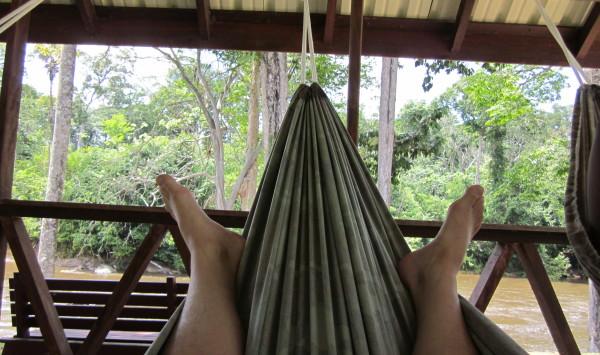 Op reis in Suriname