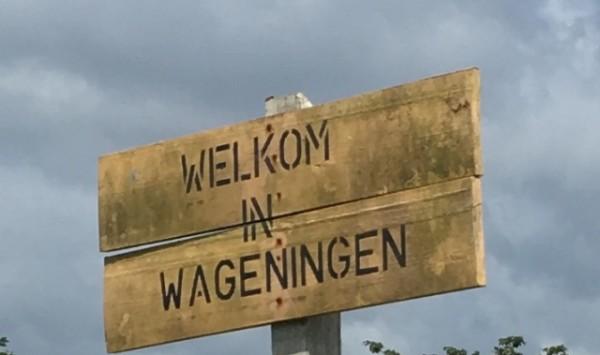 12 maart 2018: Suriname, Wageningen (foto: René Hoeflaak)