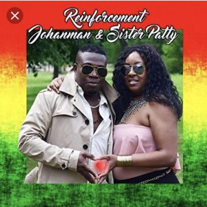 Johanman & Sister Patty, jubileum CD. Verschenen via het Walboomers label (foto: Amazon)