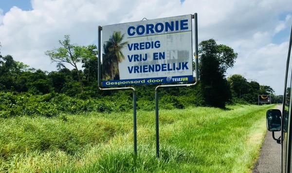 Coronie, Suriname, 12 maart 2018 (foto: René Hoeflaak)