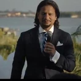 Rodney Lam als Winston Righter in de film Suriname.
