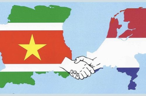 Nederland en Suriname