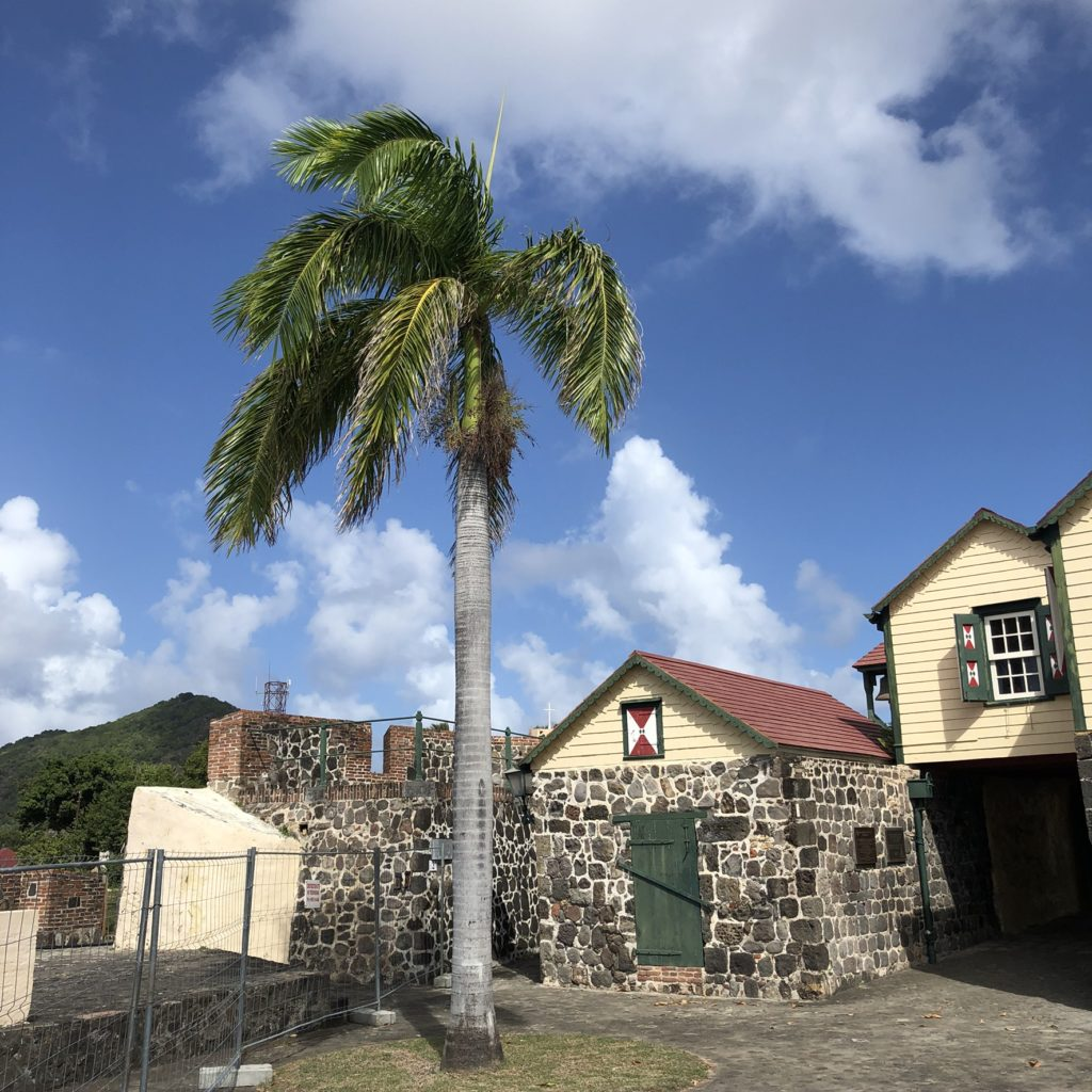 Oranjestad, Sint-Eustatius: