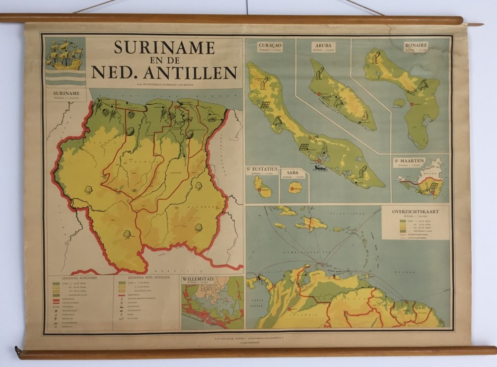 Suriname/Antillen