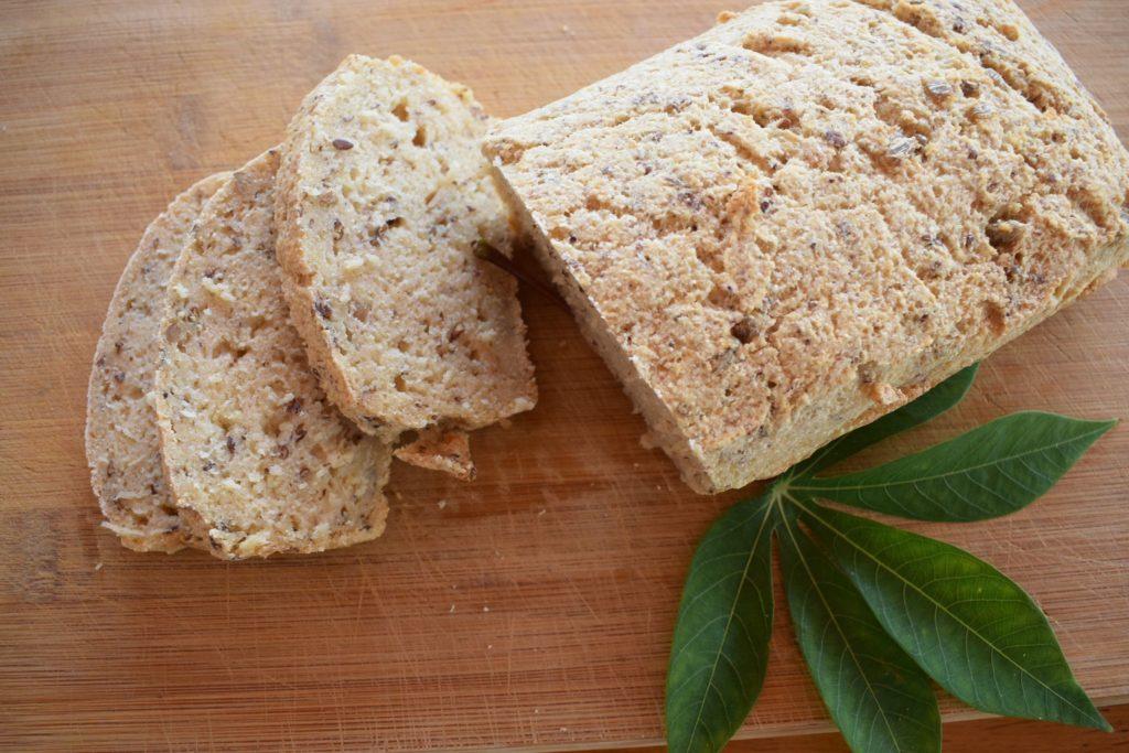 Casssavebrood Suriname