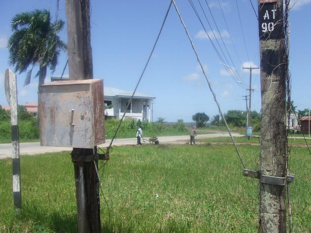 Bermen in Suriname