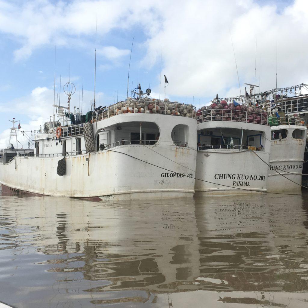 Haven Paramaribo