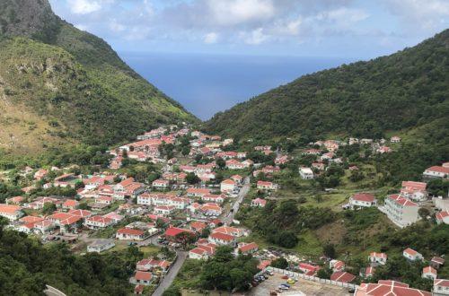 Saba, The Bottom