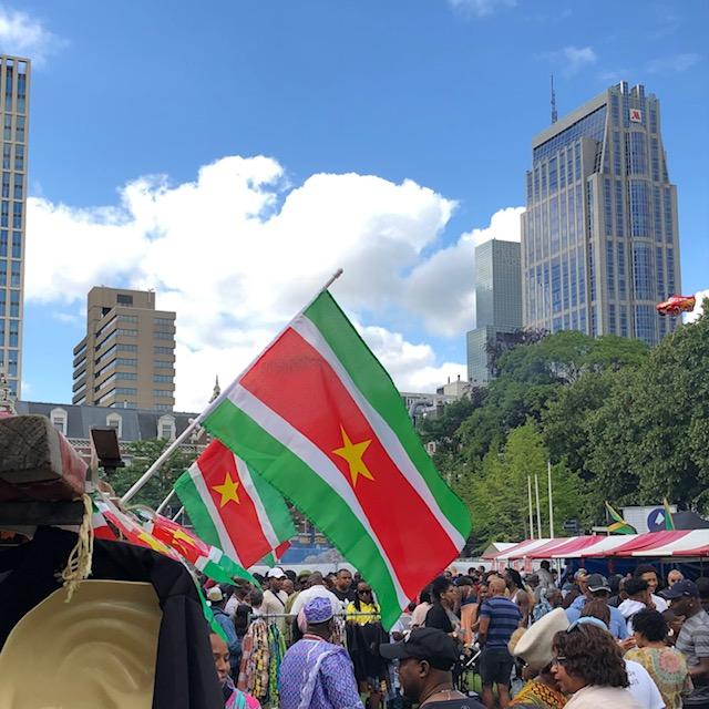 Rotterdam en Suriname