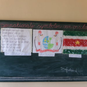 School in Suriname
