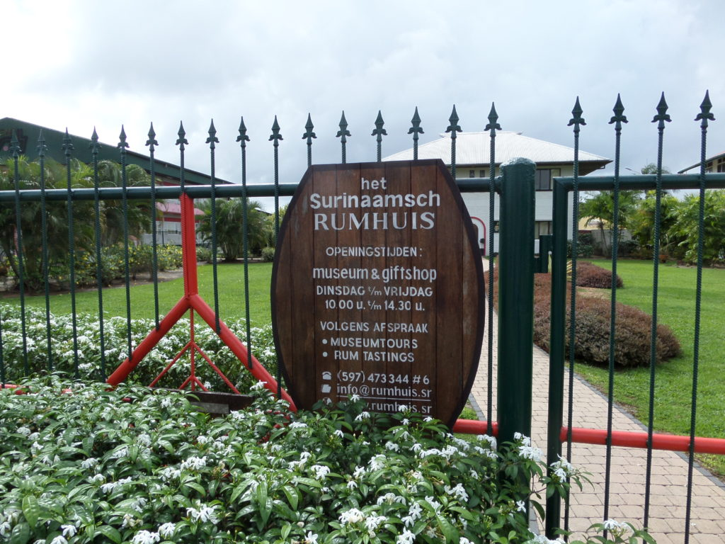 Surinaamse Rumfabriek