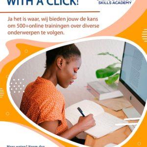 Online leren Suriname