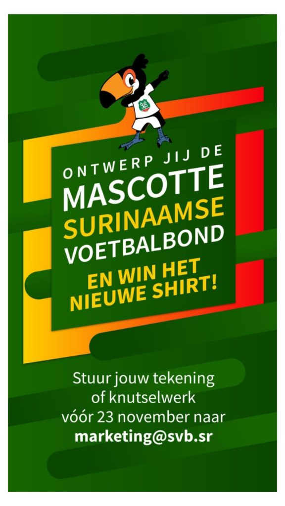 Voetbalteam Suriname
