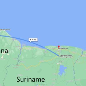 Suriname-Guyana