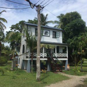 Plantage Frederiksdorp, Suriname, februari 2017 (foto: René Hoeflaak )