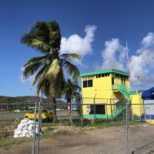 Luchthaven Sint-Eustatius