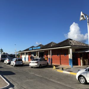Passagiersterminal nSint-Maarten
